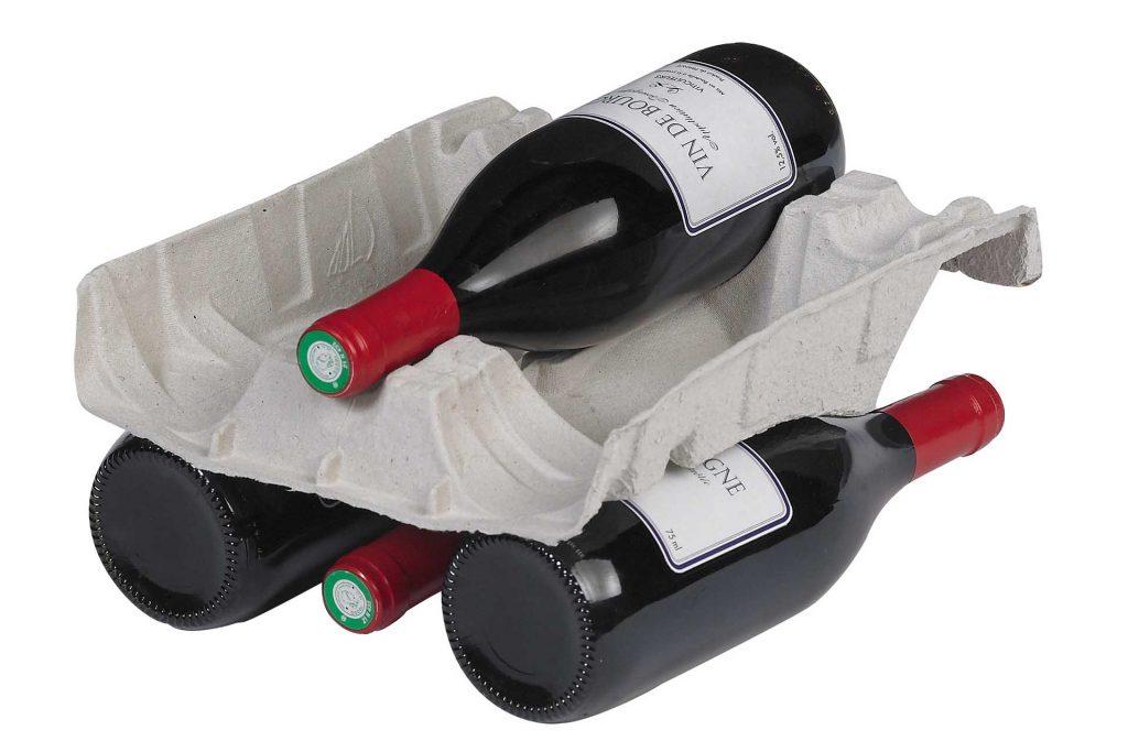 calage huhtamaki pour bouteilles de bourgogne