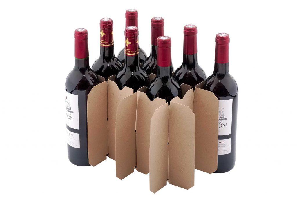 croisillon pour 12 bouteilles