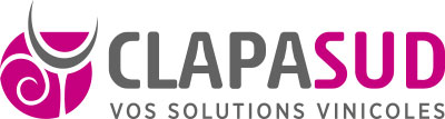 Logo Clapasud en couleur