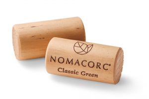 bouchon nomacorc classic green