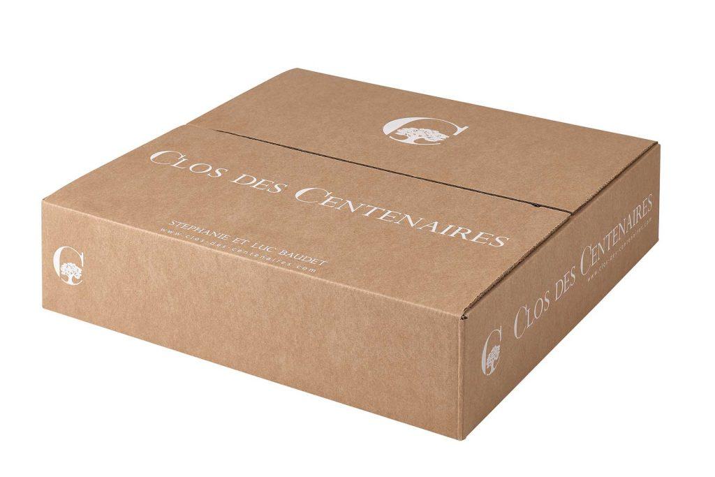 carton bouteilles generique personnalisable