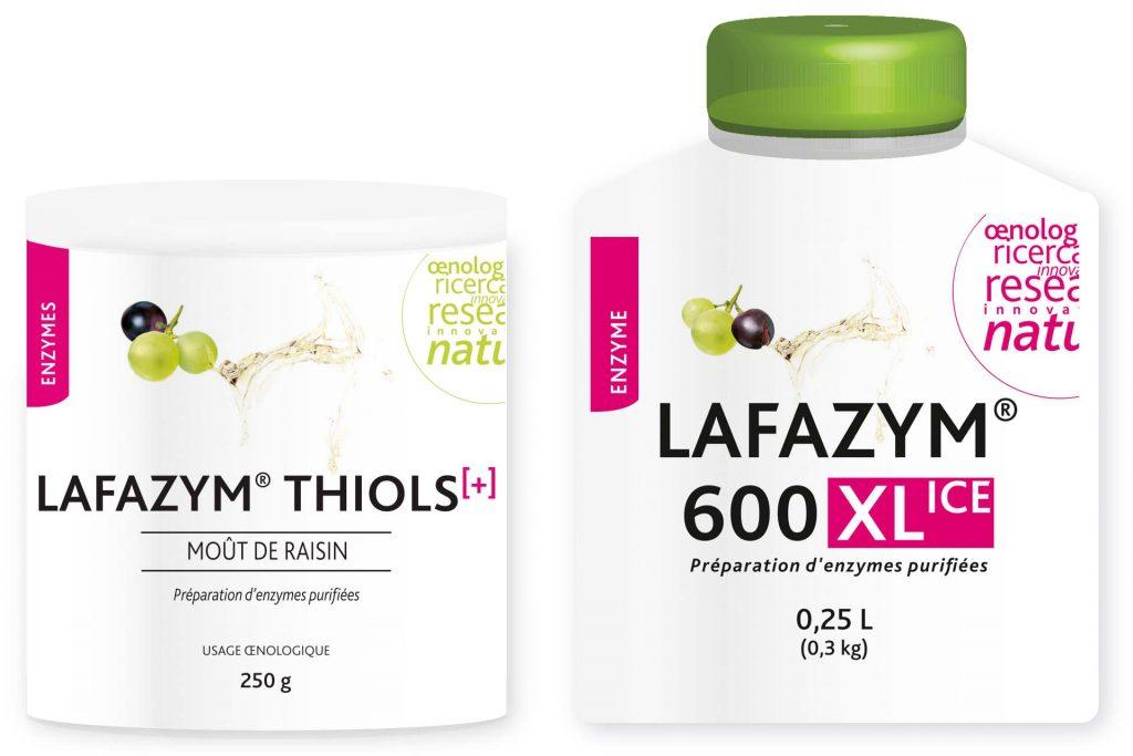 clarification enzyme lafazym laffort