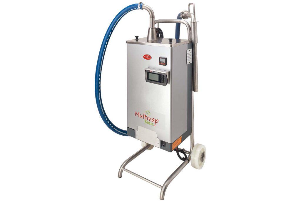 générateur vapeur inox multivap 380 volts