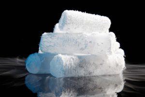 glace carbonique pour l'œnologie
